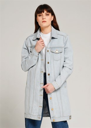 Trucker Jacket Light Blue